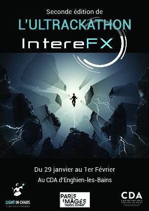 affiche IntereFX 2019